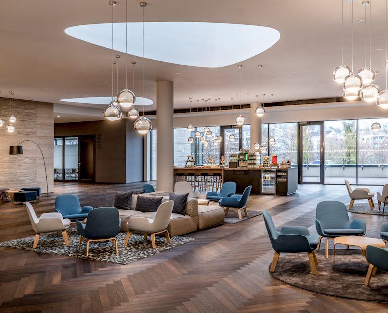 Skvělé benefity pro akci v hotelu Courtyard