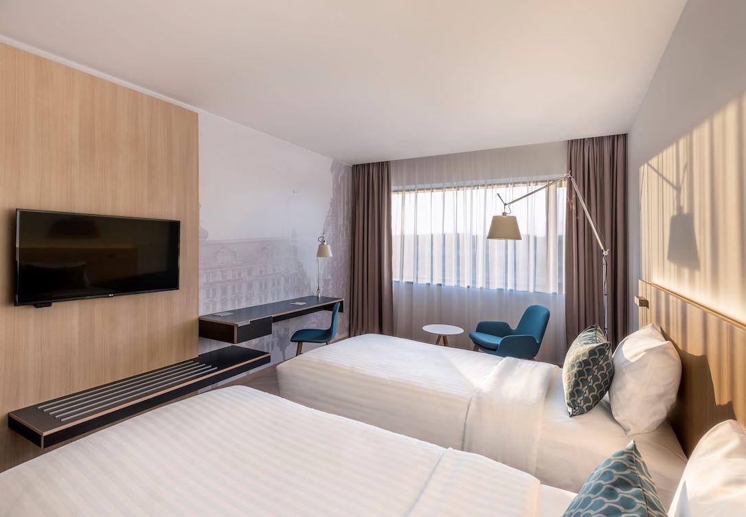 Standardní dvouluzkovy pokoj